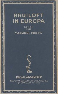cover 'Bruiloft in Europa'