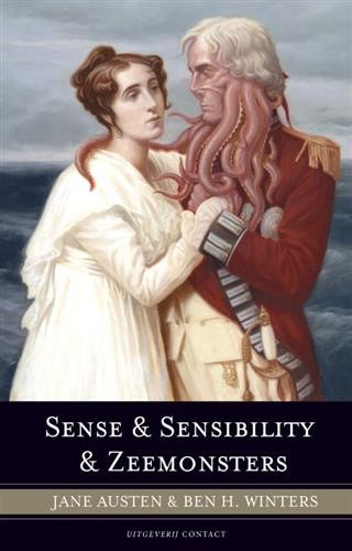 cover 'Sense & Sensibility & Zeemonsters'